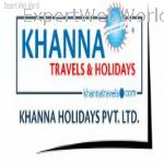 Khanna Travels and Holidays PVT.LTD.